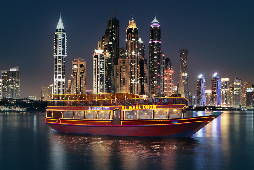 Al Wasl Dhow Cruise