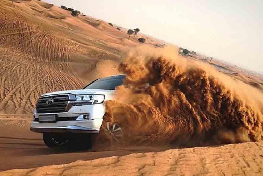 Red Dunes Desert Safari