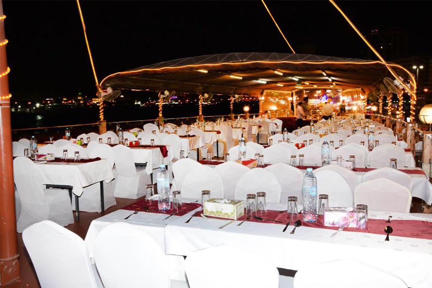 Oberoi Dhow Cruise Dinner