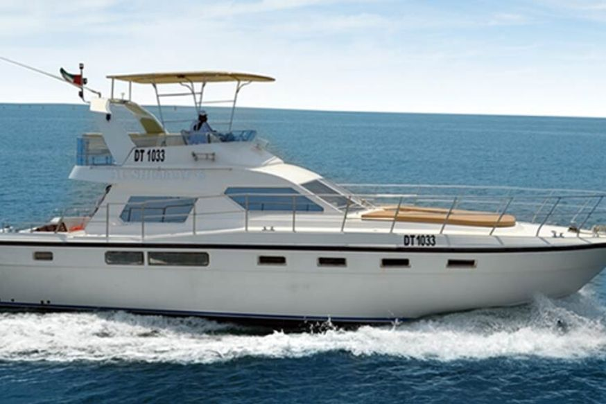 42ft Yacht Cruise