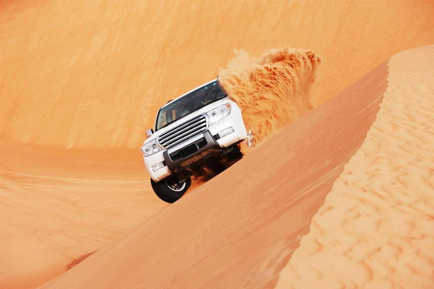 Desert Safari with VIP Service