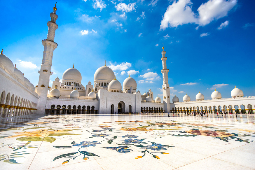 Abu Dhabi City Tour with 1 Hour Dhow Cruise