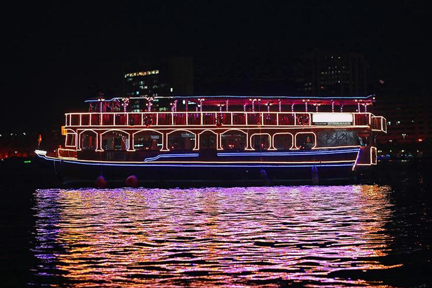 Al Seef Dhow Cruise