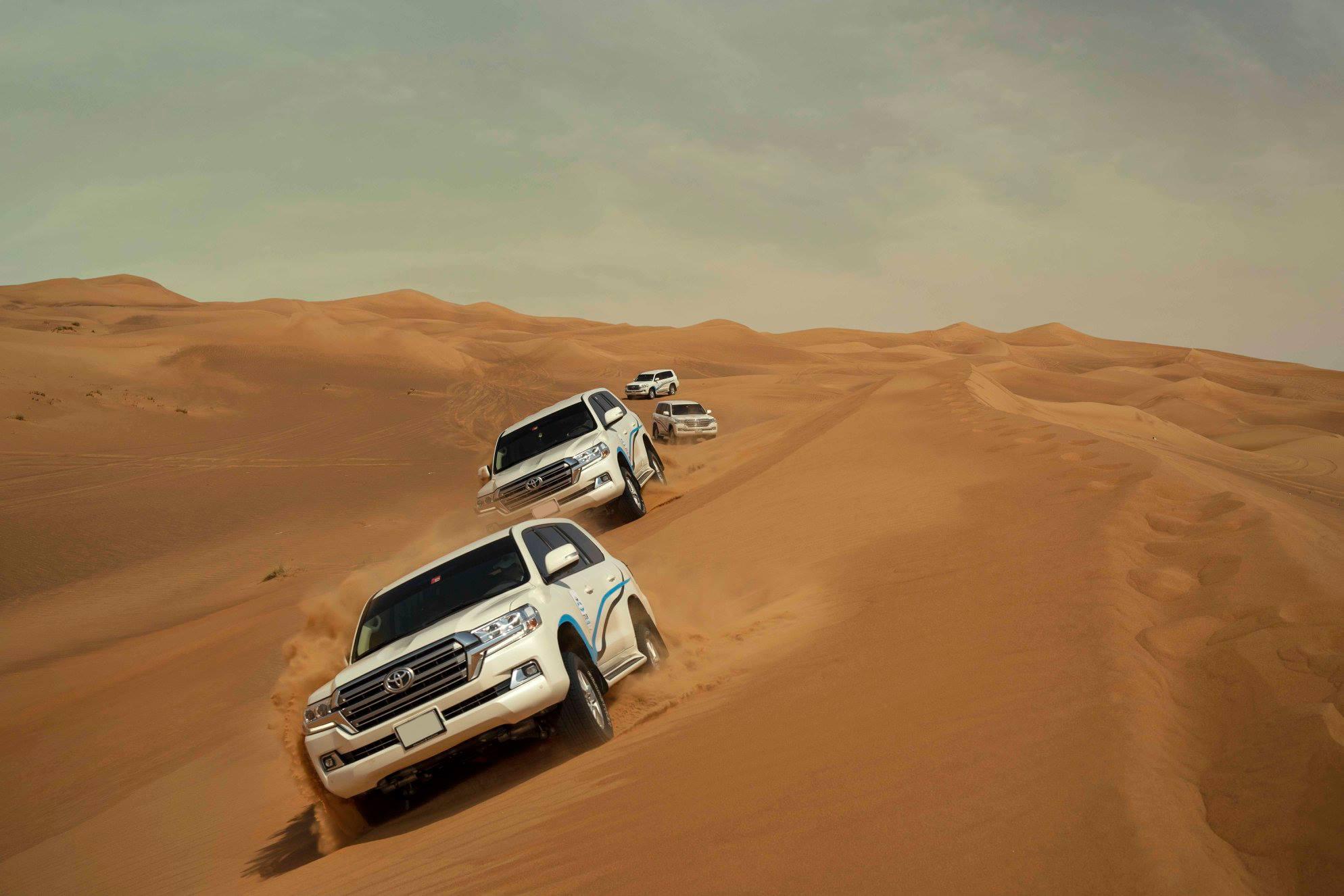 Caravan Desert Safari