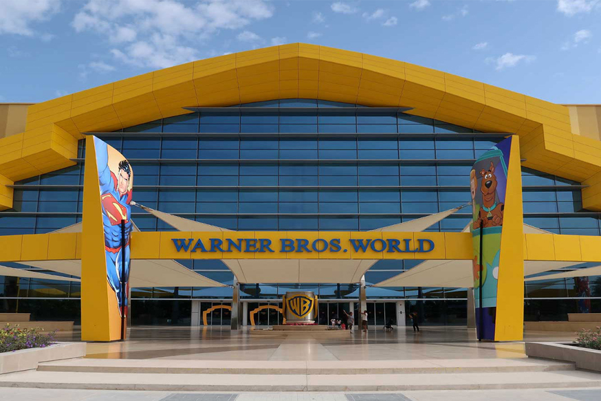 Warner Bros.World Single Day Ticket