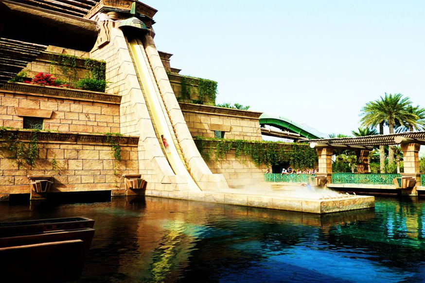 Aquaventure Water Park and Lost Chambers