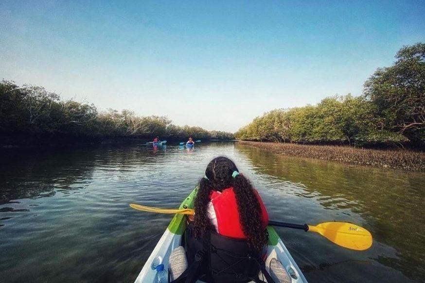 Kayak Rental - Abu Dhabi